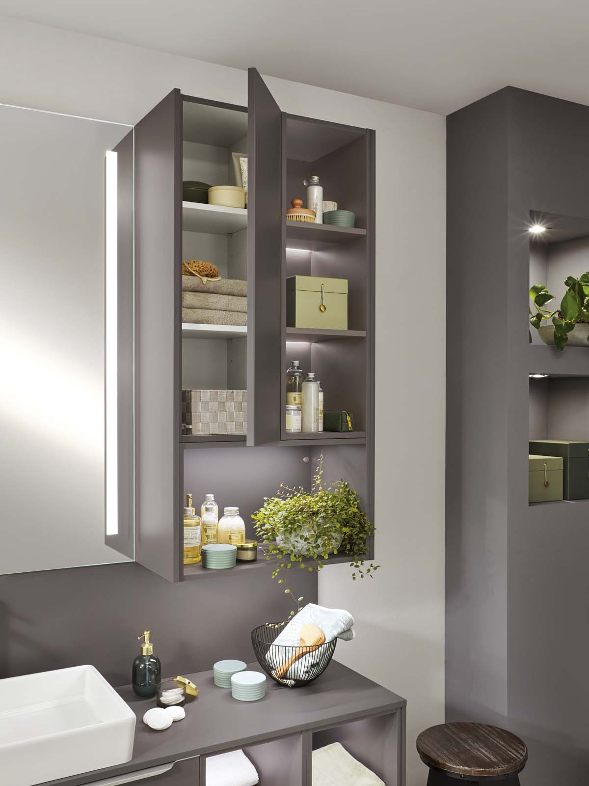 Küchentime Touch 334 - Bathroom