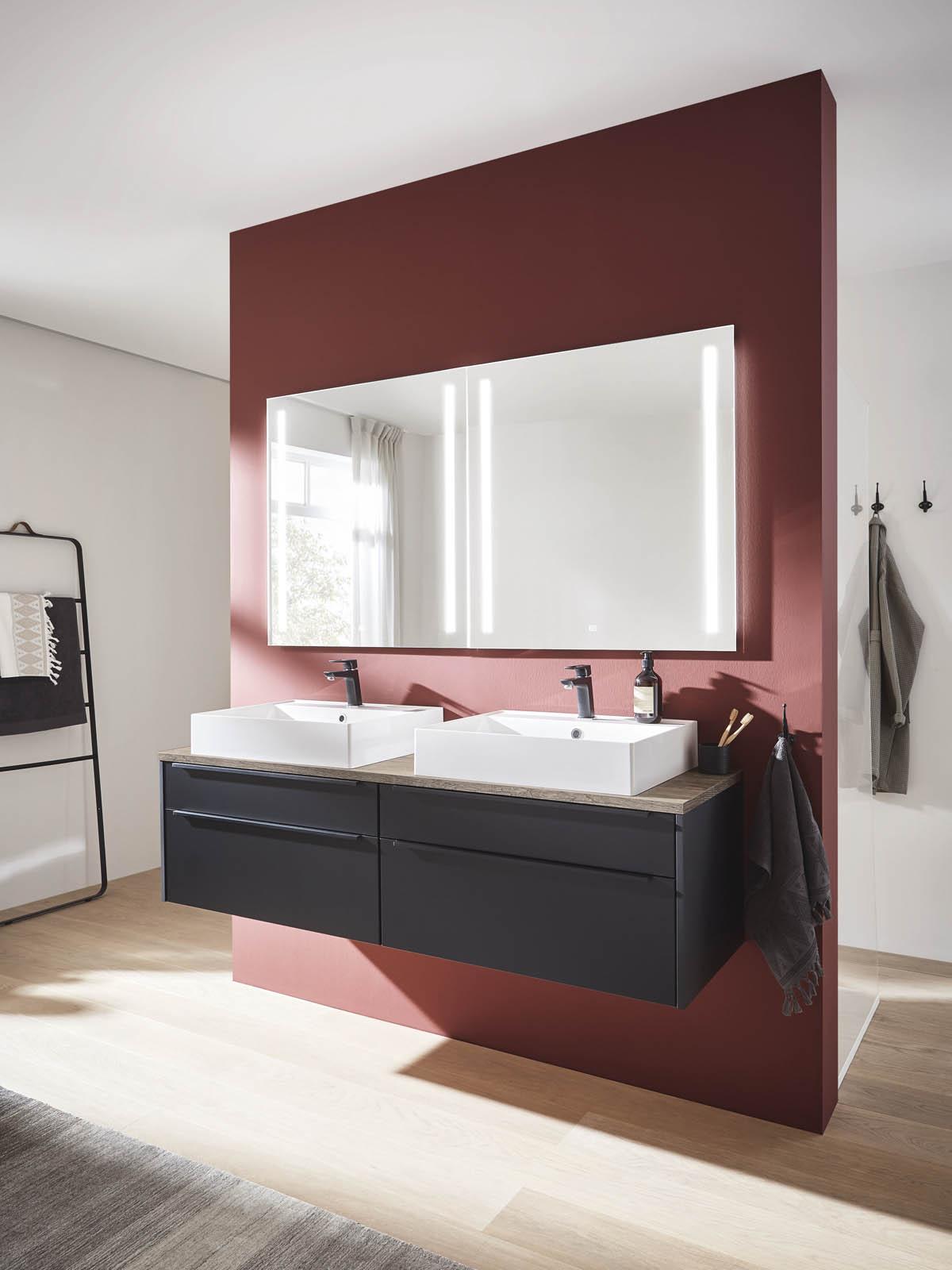 Küchentime Touch 340 - Bathroom