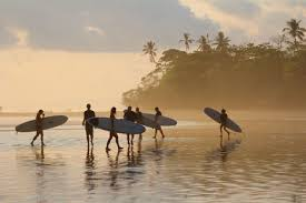 Activities Costa rica : Surf