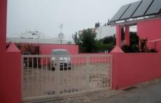 Parque de estacionamento privativo.