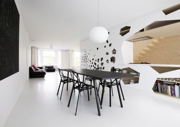 Decoracion minimalista living comedor. living comedor minimalista ...