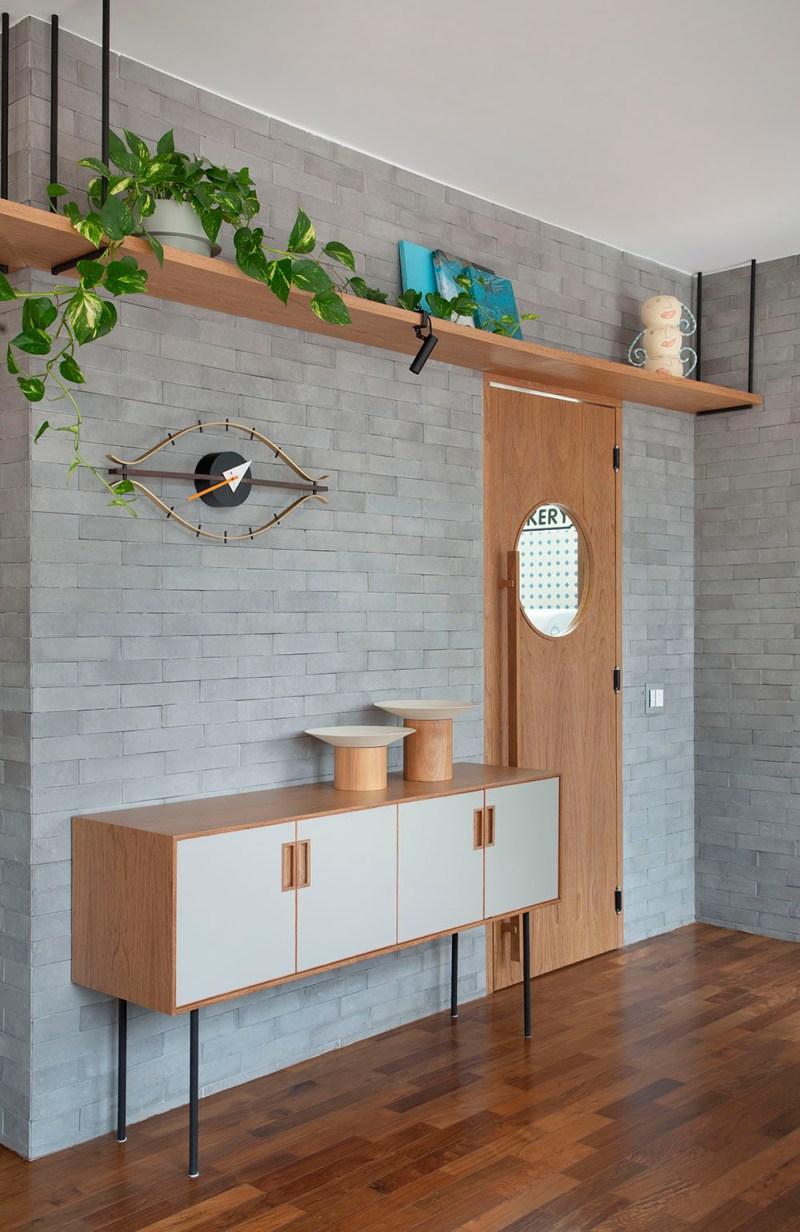 Apartamento nos Jardins assinado pela designer de interiores CACAU RIBEIRO foto 12 Vision Art NEWS