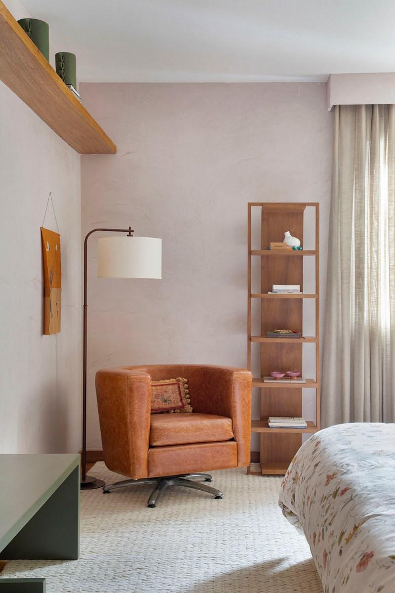 Apartamento nos Jardins assinado pela designer de interiores CACAU RIBEIRO foto 19 Vision Art NEWS