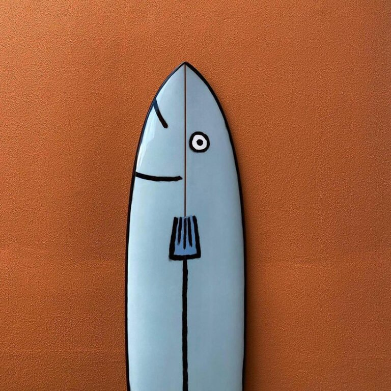 Estas pranchas de surf são fofinhas demais designboom 04 Vision Art NEWS