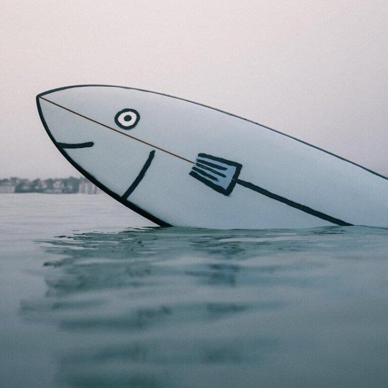 Estas pranchas de surf são fofinhas demais designboom 08 Vision Art NEWS