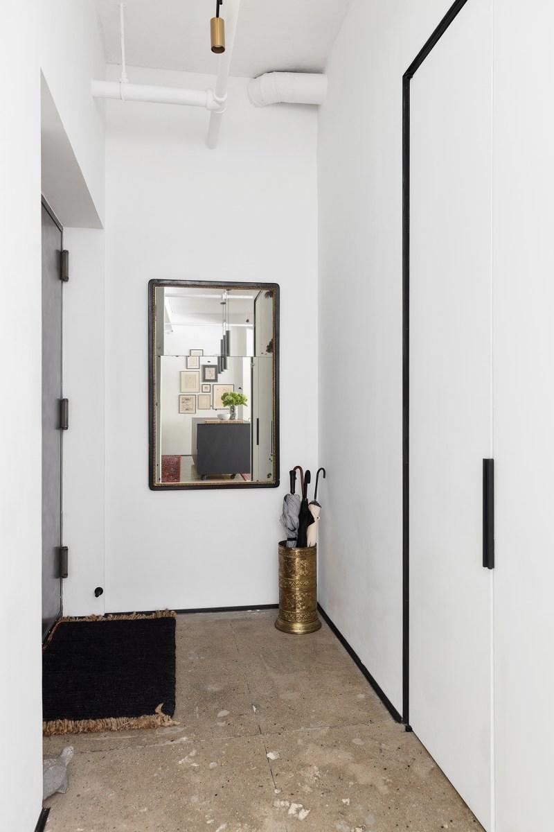 1 toques industriais e minimalistas marcam este loft de 140 m 2 em nova Vision Art NEWS