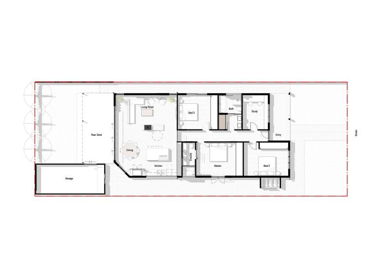 15 reforma conecta casa de 160 m 2 a jardim e traz sensacao de Vision Art NEWS