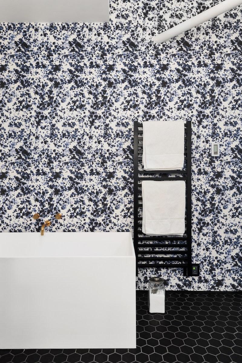 4 toques industriais e minimalistas marcam este loft de 140 m 2 em nova Vision Art NEWS