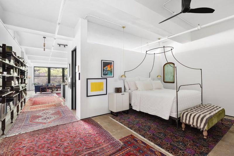 5 toques industriais e minimalistas marcam este loft de 140 m 2 em nova Vision Art NEWS