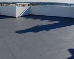 Impermeabilização de terraço e coberturas