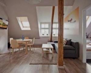 Obras de interiores de apartamento