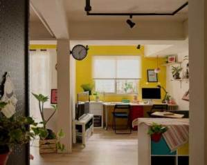 Pintura de apartamento sala