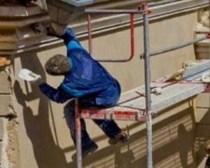 Reabilitação de fachada de edifícios