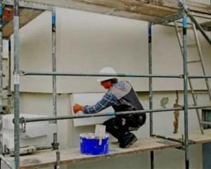 Recuperação de fachada