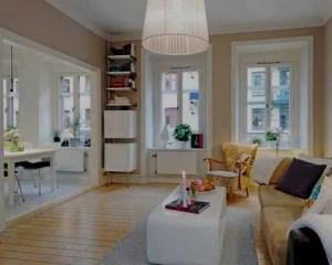 Remodelação de apartamento sala