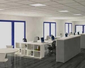 Remodelação de escritórios