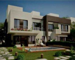 Construção de casa de luxo