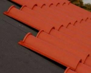 Recuperação de telhados com uso de subtelhas