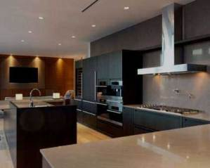 Remodelação de cozinha de luxo vivenda