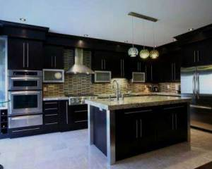 Remodelação de cozinha de luxo