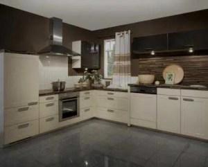 Remodelação de cozinha ergonómica moderna