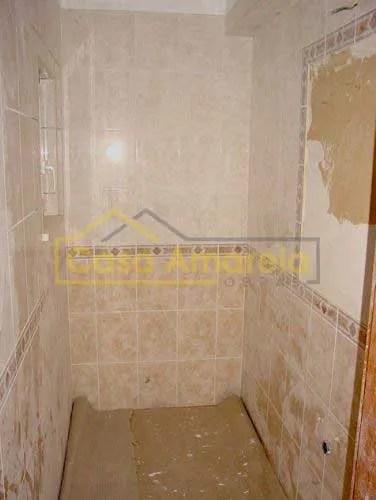Antes de remodelação de casa de banho