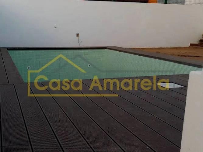 Construção de piscina no Algarve