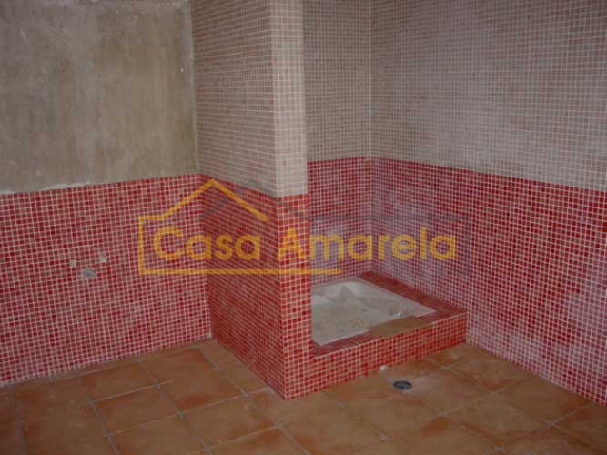 Remodelação de casa de banho em Lisboa antes
