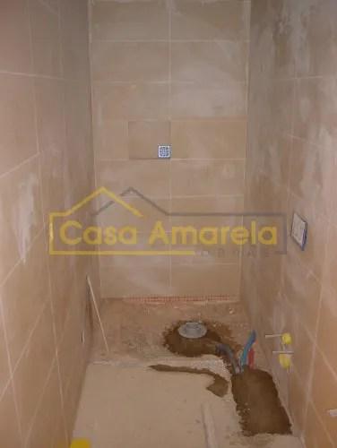 Remodelação de casas de banho pequenas