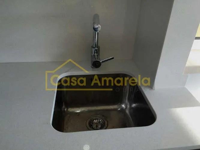 Remodelação de cozinha lavatório