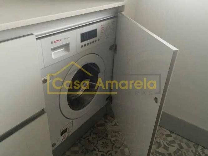 Remodelação de cozinha máquina de lavar