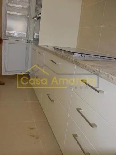 Remodelação de cozinha móveis