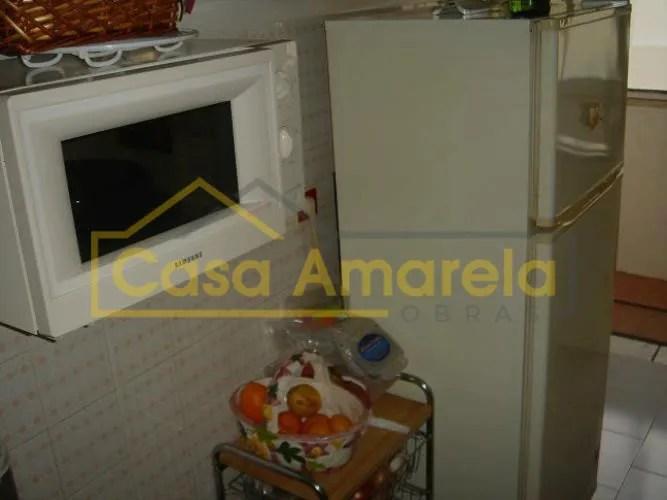 Cozinha antes das obras