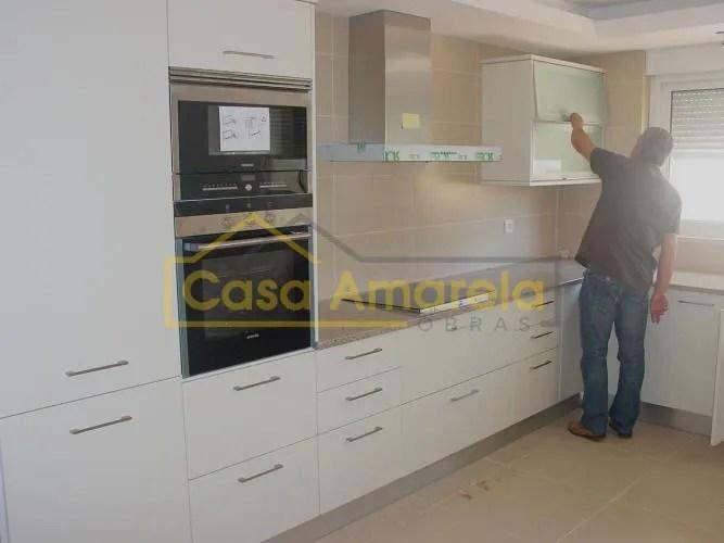 Remodelação de cozinhas em Lisboa