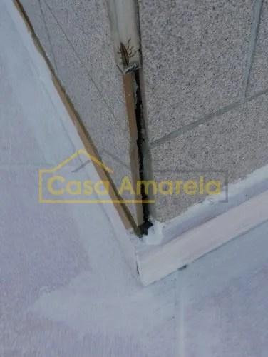 Reparações e impermeabilização de cobertura