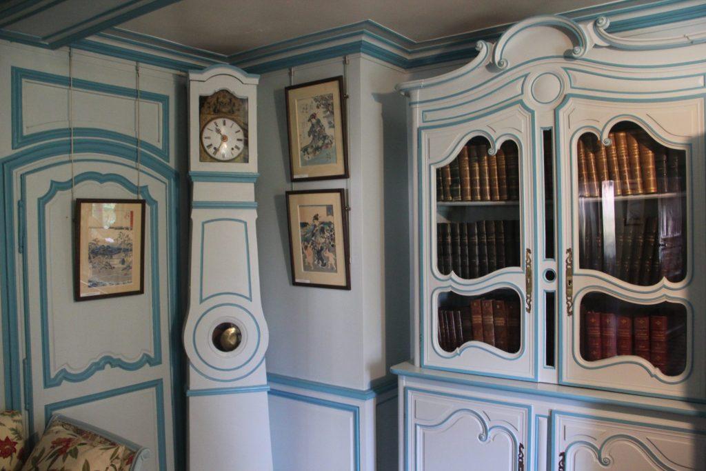 Monet I Bibliotèque I Adriano Gronard