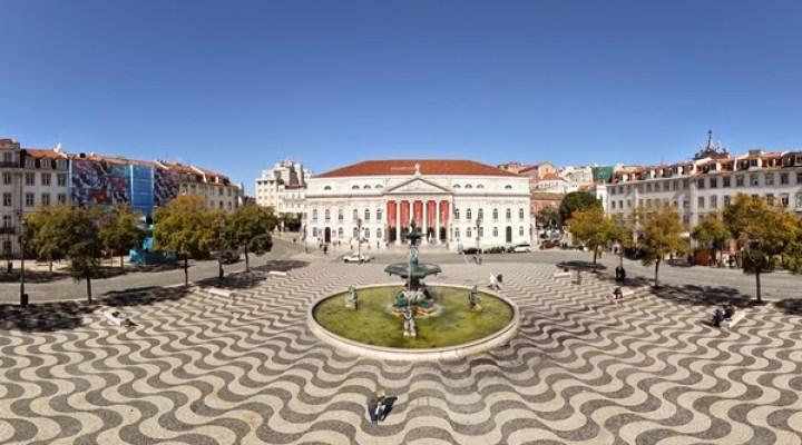 Praça do Rossio - Lisboa, PT - dicasdelisboa.com.br