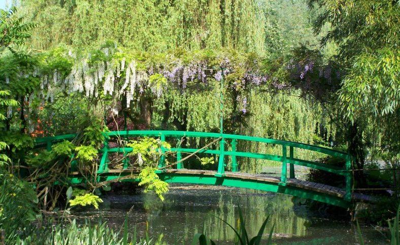Giverny- ponte japonesa