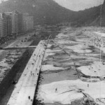 Transtorno: os moradores de Copacabana sofreram com a duplicação da Avenida Atlântica - acervo.oglobo.globo.com