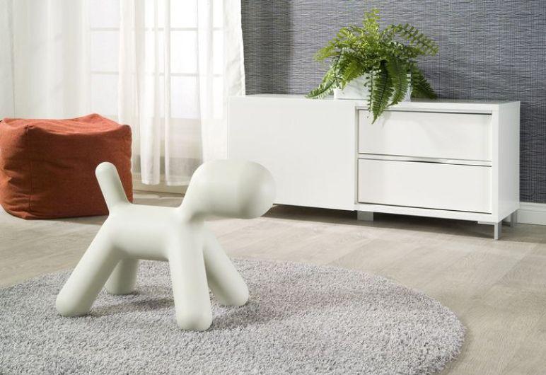 Puppy de Aero Aarnio para Magis. Pode ser usado dentro ou fora de casa. http://www.magisdesign.com/elenco_prodotti/puppy/