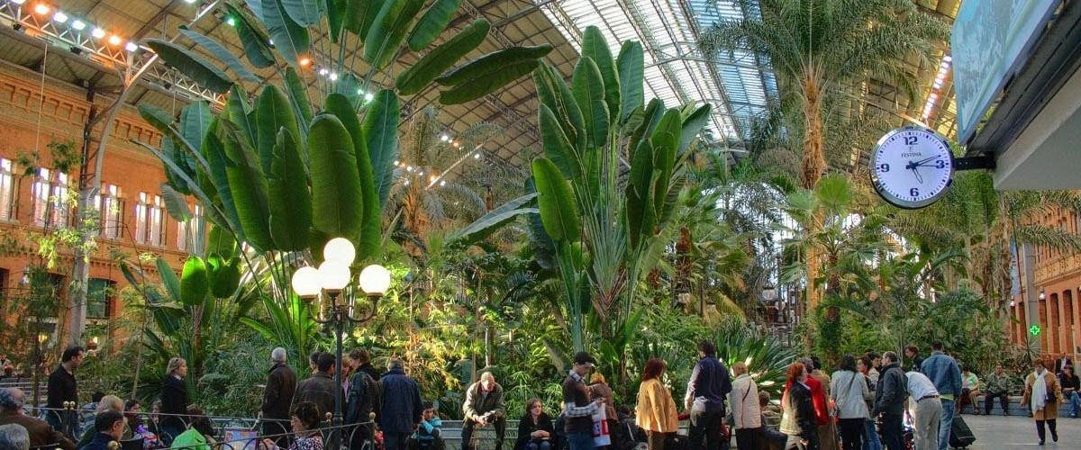 Jardim tropical_estações mais bonitas do mundo