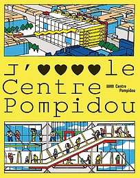 BOUTIQUE CENTRE POMPIDOU