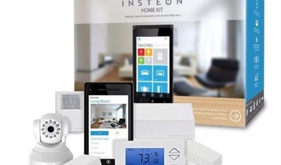 insteon home security kit