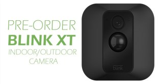 The Blink Outdoor Camera is Available for Pre-Order!