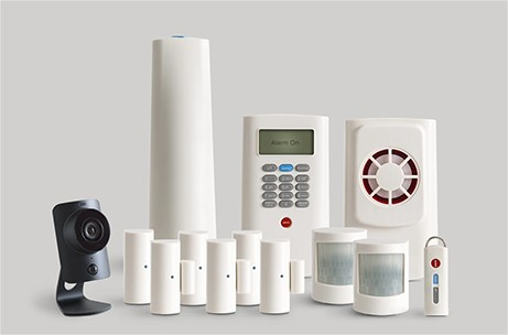 200 off simplisafe beacon home security system including security camera casa armor. Black Bedroom Furniture Sets. Home Design Ideas