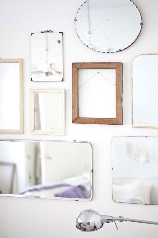 espelhos casa baunilha