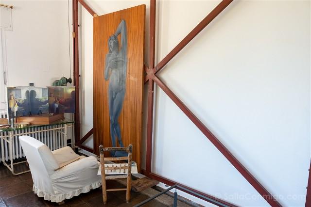 La peculiar casa de Dalí en España