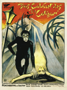 Plakat Dr Caligari