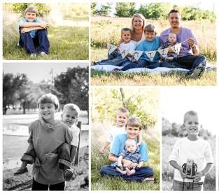 Wilson Family Portraits