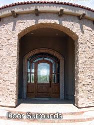 Door Surrounds - Casa de Cantera